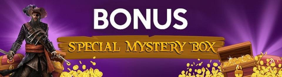 Kami Memberikan Bonus Special Mystery Box Untuk Para Member Aktif Dan Setia Setiap Hari